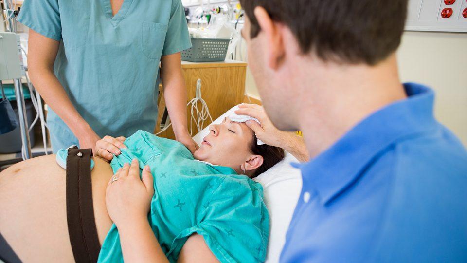 El día del parto y la Diabetes Gestacional